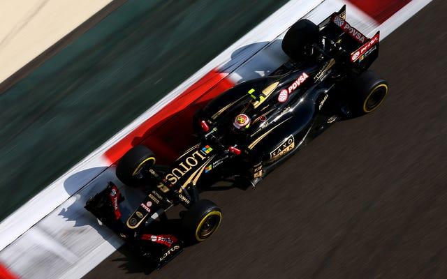 ルノーはロータスF1チームをわずか1.49ドルで購入しました
