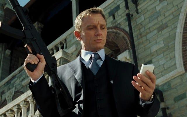 Danny Boyle không còn chỉ đạo Bond 25
