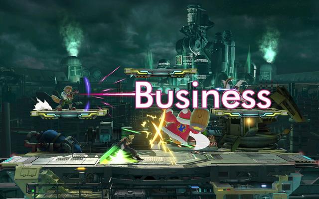 今週のビジネス:ゲームは私のビジネスであり、ビジネスは良いです