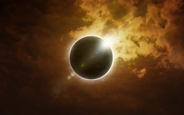 Regardez une éclipse solaire annulaire de l'autre côté du monde ce soir