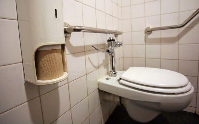 トイレはコロナウイルスの糞をあちこちに吹き飛ばす可能性があります—警告されています