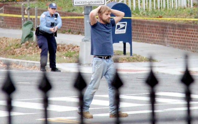 'पिजैगेट 'शूटर को जेल में 4 साल की सजा