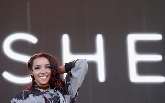 Le Joyride retardé de Tinashe apporte une gratification modérée