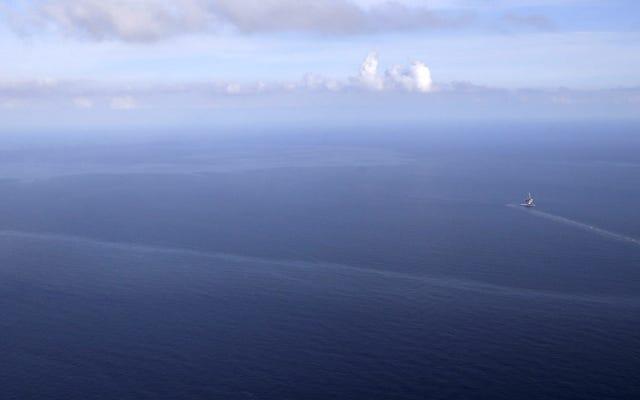 ルイジアナ州の近くでの油流出は10年間静かに漏れています