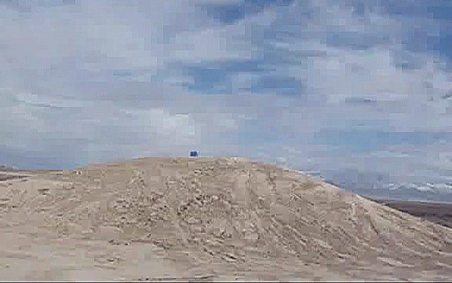 Zobacz, jak nieoficjalny bijak Juggalo skacze z wdziękiem w powietrzu
