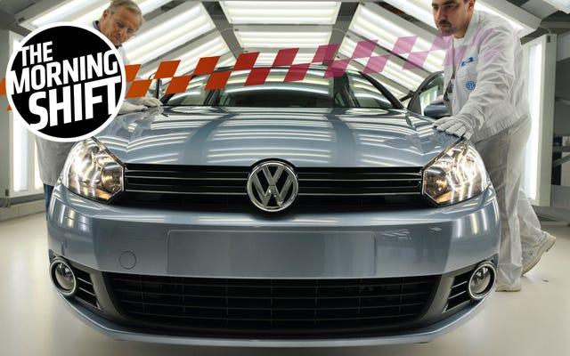 Ông chủ mới rõ ràng của Volkswagen không còn xa lạ để tranh cãi