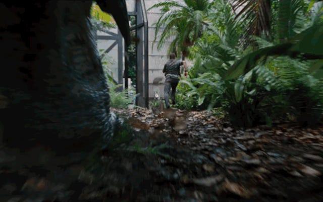Так выглядит новый ужасный динозавр из Мира Юрского периода