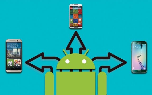 Cách chọn điện thoại Android tiếp theo của bạn: 2015 Edition
