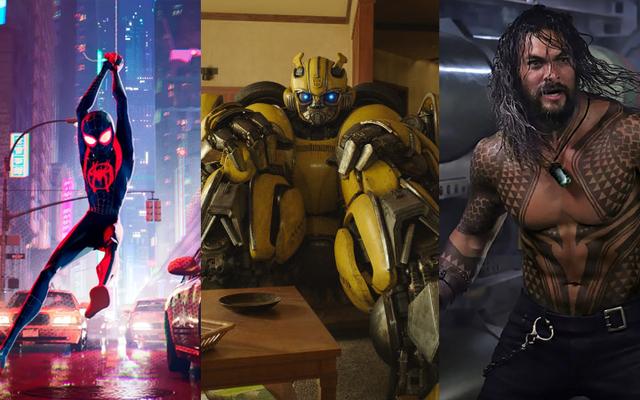 पिछले दिसंबर की ब्लॉकबस्टर शैली फिल्मों की ताज़ा कमाई
