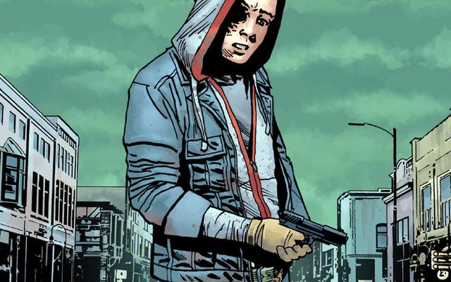 Il fumetto rivoluzionario di Walking Dead di questa settimana segna la fine di un'era