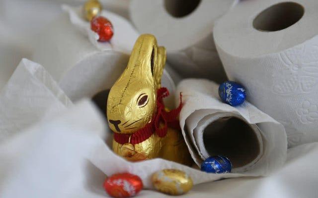 Вороватый муж истощает запас шоколада жены
