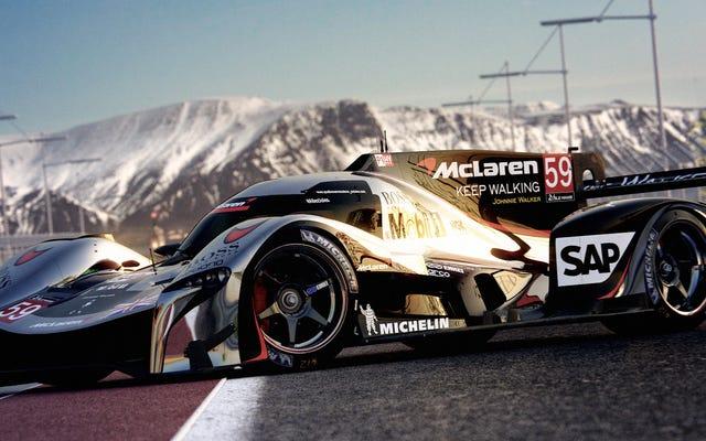 Il futuro alternativo in cui la McLaren gareggia a Le Mans sarebbe fantastico