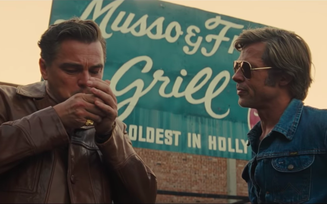 Il nuovo trailer di Once Upon A Time In Hollywood presenta Brad Pitt a Charles Manson