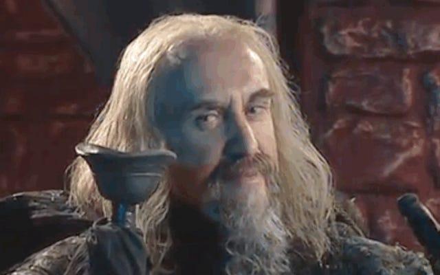 """Proszę, ciesz się specjalnym programem """"Doctor Who Comedy Special"""" Stevena Moffata z 1999 r."""