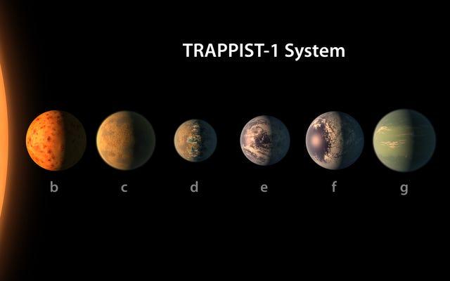 今週の大きな新しい太陽系外惑星の発見は科学オタクファンフィクションになりつつあります