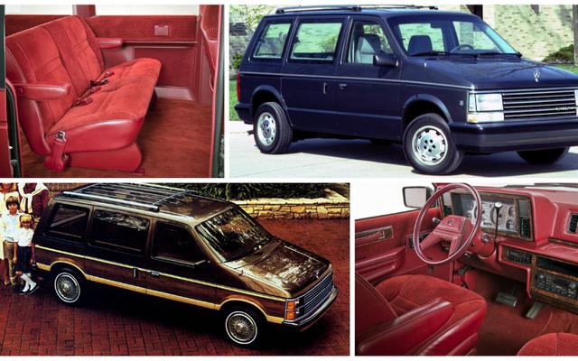 Những chiếc xe tải nhỏ Chrysler cũ có tuyệt vời Không có vấn đề gì bất cứ ai nói