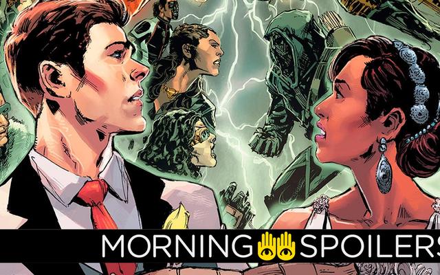 Czy w DC Crossoverze CW może być więcej niż jeden ślub?
