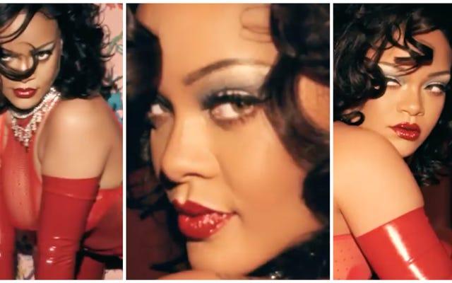 ¿Tienes amor en el cerebro? Rihanna nos envió un día de San Valentín temprano y una icónica colaboración de portada de Essence con Lorna Simpson