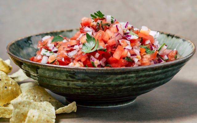 Cara keluar dari kebiasaan salsa Anda