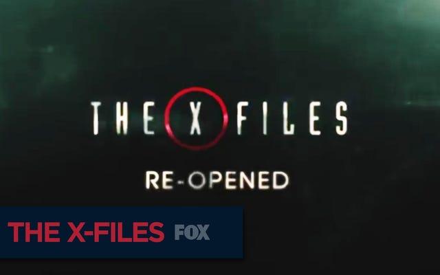 ジリアン・アンダーソンはあなたと同じように新しいXファイルを求めています