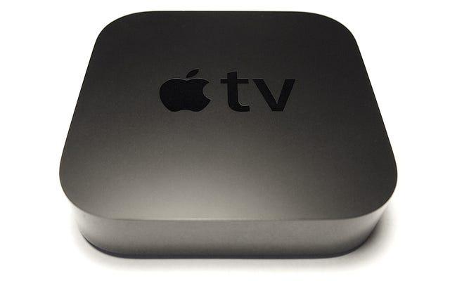 AppleTVはその価格を69ドル/ユーロに下げる