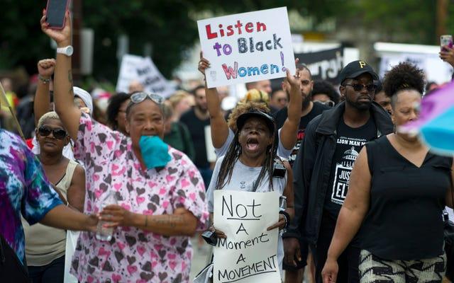 Черные женщины спасут нас, но кто спасет чернокожих женщин?