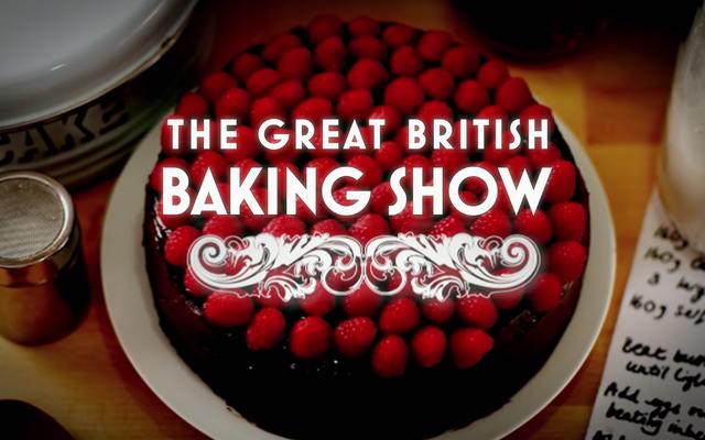 สัปดาห์เค้กของ Great British Baking Show ทำให้ชีวิตของเราทุกคนหวานขึ้นเล็กน้อย