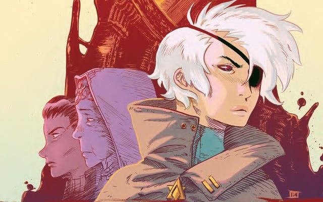 独占ブーム!プレビュー:スパイア#2は印象的なファンタジー殺人ミステリーを提供します