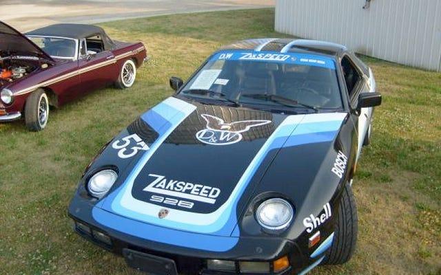 Pour 7 500 $, cette Porsche 928 de 1979 est un renégat