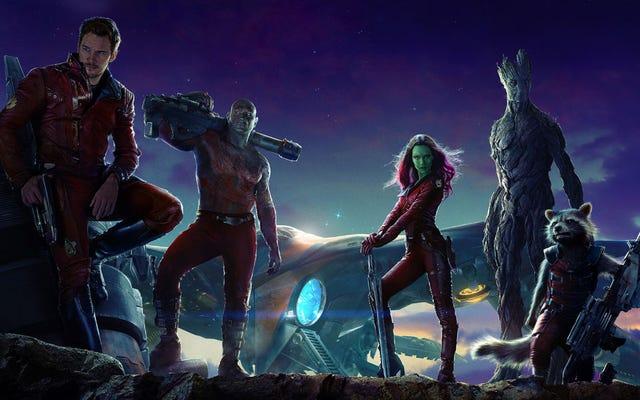 Galaksinin Koruyucuları Vol. 2 Yeni 8K Kırmızı Silahla Çekilen İlk Film Olacak
