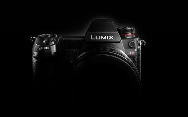 パナソニックが最初のフルフレームカメラをからかう:LumixS1とS1R