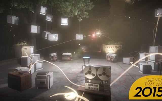 2015年の最高のビデオゲーム音楽