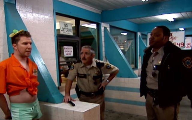 Предупреди Терри: Рено 911! возрождение направляется в Quibi
