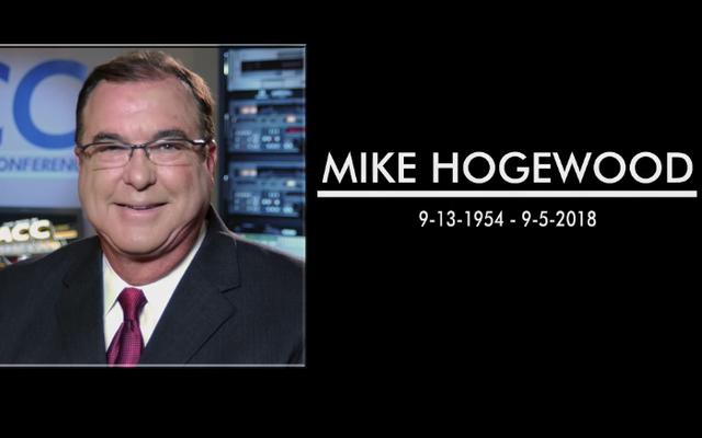 マイク・ホーグウッドはACCでした
