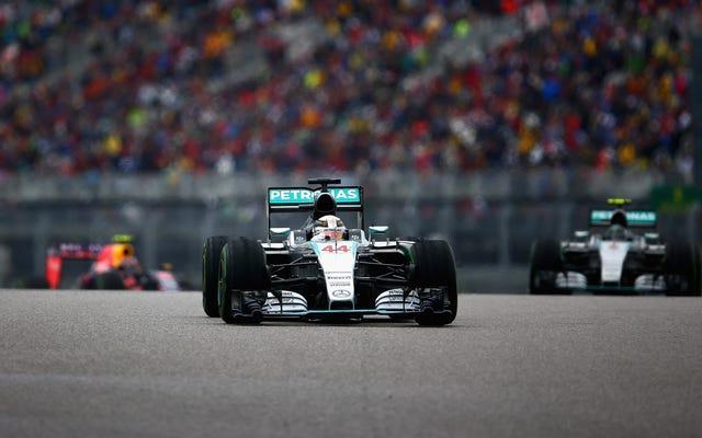 Przewiduję wyścig F1 Austina, aby zobaczyć, jak przewidywalna jest naprawdę F1