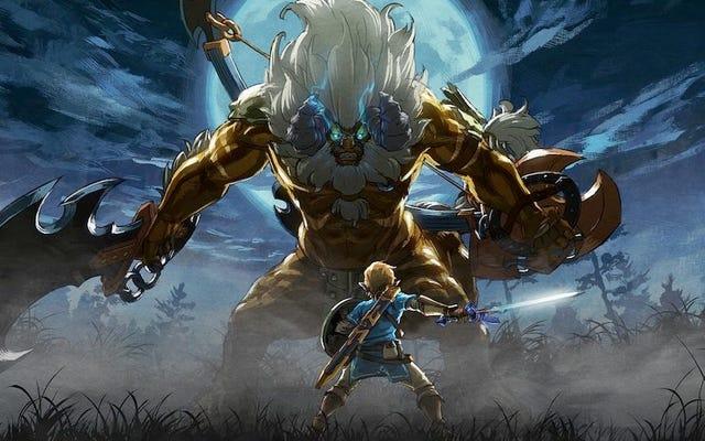Zelda'ya harika bir övgü var: Vahşetin Nefesinde gizli Zamanın Ocarina'sı