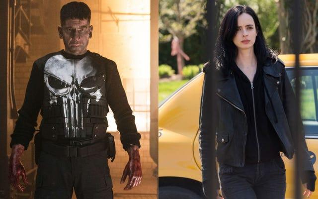 Netflix mengonfirmasi kecurigaan kami: Punisher dan Jessica Jones telah dibatalkan
