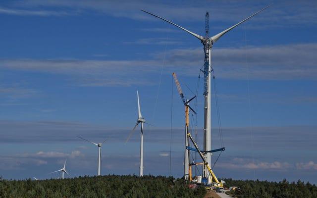 Transisi Energi Bersih Menjadi Gelombang Pasang