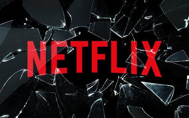 Netflixが不気味なブラックミラーのマーケティングスタントでユーザーをフリークアウト