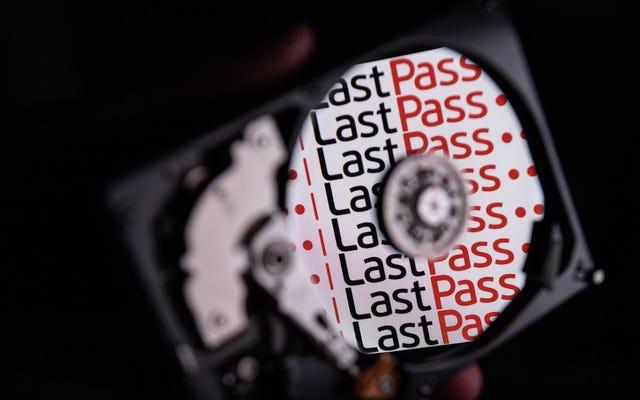 Powinieneś teraz zaktualizować LastPass