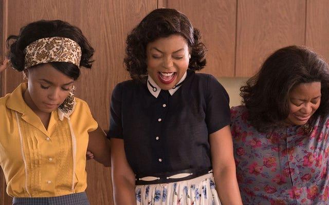 (白人)女性のリードを持つ映画は2016年に「歴史的な最高」に達しました