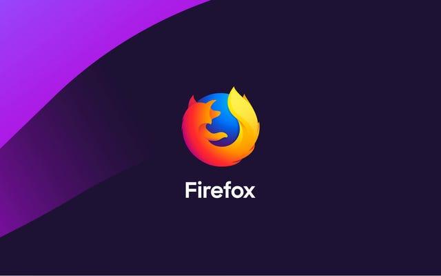 การอัปเดตล่าสุดของ Firefox ช่วยให้สามารถควบคุมคุกกี้ได้อย่างสมบูรณ์โดยมีข้อแม้