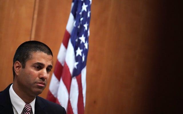 FCC расследует Аджита Пая на предмет изменения правил в отношении СМИ в интересах Sinclair Broadcasting