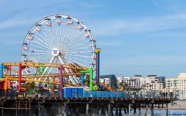 La promenade de Santa Monica interdit accidentellement les plats à emporter au restaurant