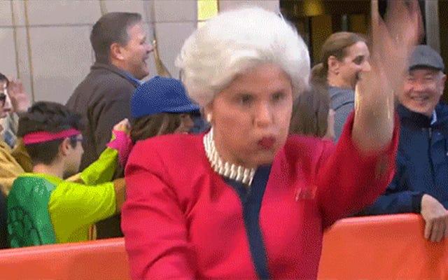 今年、昼間のテレビ司会者が着用したすべての過度に激しいハロウィーンの衣装