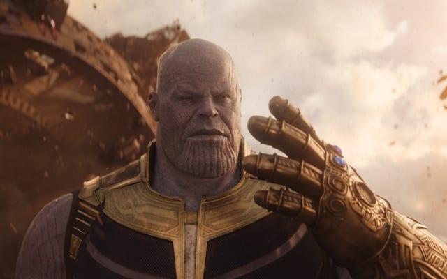 Josh Brolin sugiere que el fetiche del genocidio de Thanos es solo producto de una pésima educación