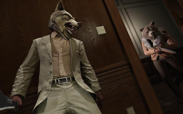 GTAオンラインの新しいモードは私にマンハントを思い出させます