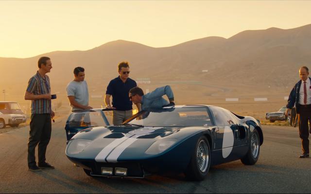 Inilah Yang Ford v. Ferrari Tinggalkan, Seperti Diceritakan Oleh Pemenang Le Mans 1966 Sendiri