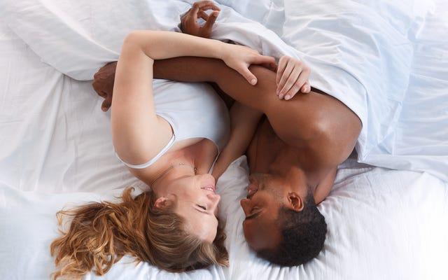 あなたの「セックス日記」が人種的な祝祭のポスターの子になるとき
