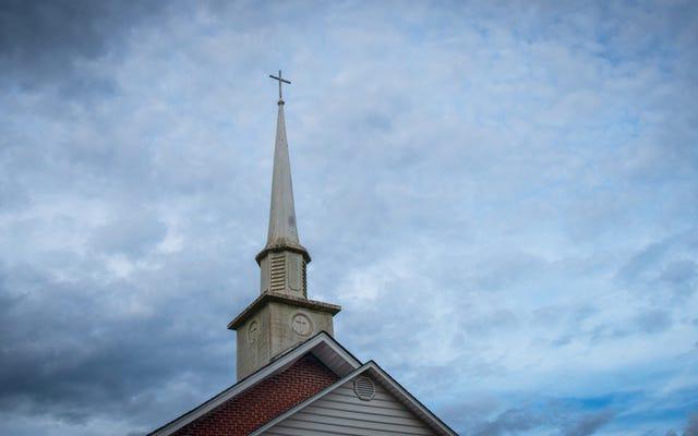 Penembak Gereja Tennessee Dihukum Seumur Hidup Tanpa Pembebasan Bersyarat
